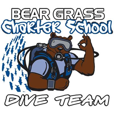 BGCS Dive Team Back Small